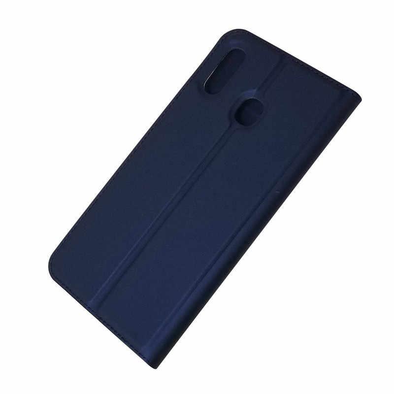 محفظة جلدية لسامسونج غالاكسي A30 A50 قضية غطاء الوجه الحالات كوكه eتوي Fundas Hoesjes اكسسوارات المحمول لمجرة A 30 50