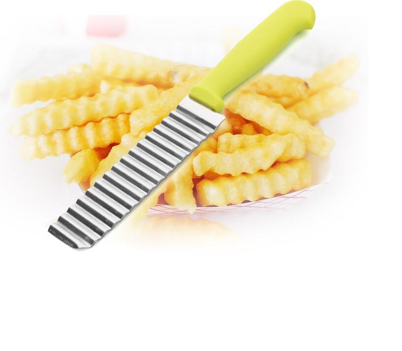 potato Crinkle Cutter
