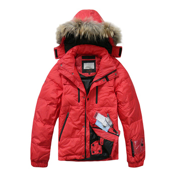 2020 New Arrival Winter Down Jacket Men Thick Warm Down Coats 90% White Duck Down Brand Hooded Fashion Down Jackets Coat For Man children s winter warm down jacket suit hooded 2 piece set girls clothing brand 1 3y baby boy fashion white duck down jacket set
