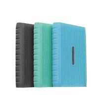 Hard disk external 1 tb/750 gam/500 gam/320 gam sata USB 3.0 cứng điều khiển hộp 2.5 inch nhôm enclosure chống-cao su sốc external hdd