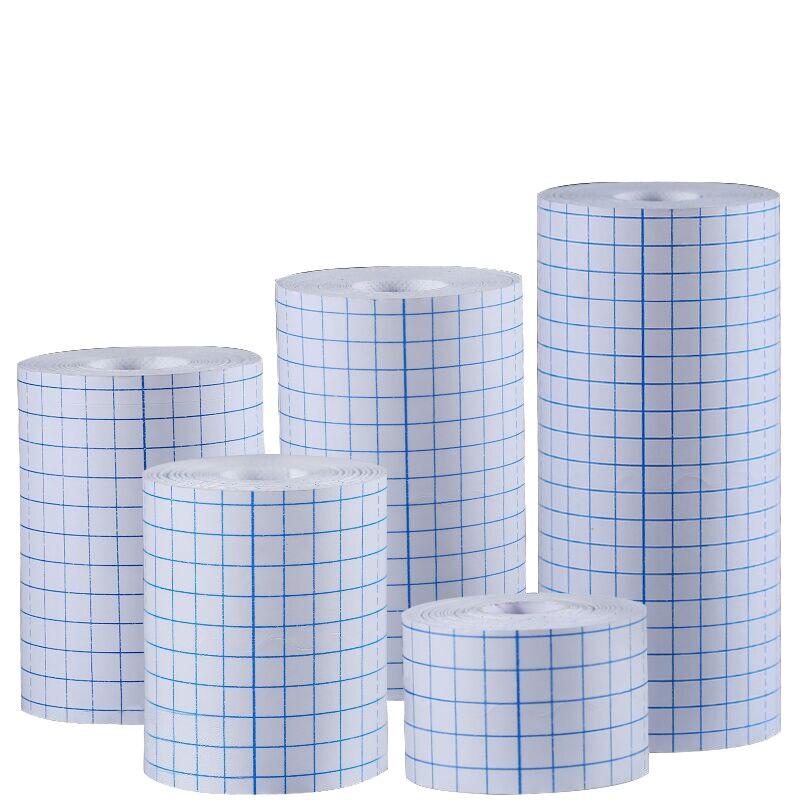 Medical Non-woven Tape Adhesive Plaster Breathable Anti-allergic Medicinal Wound Dressing Fixation Tape Drug Patches Bandage el izi okumali silah kasası