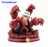 One Piece Sakazuki Action Figures Figurine PVC With Magma Fist Effect Collectible Hot Toys Model Doll Anime One Piece Figura XP