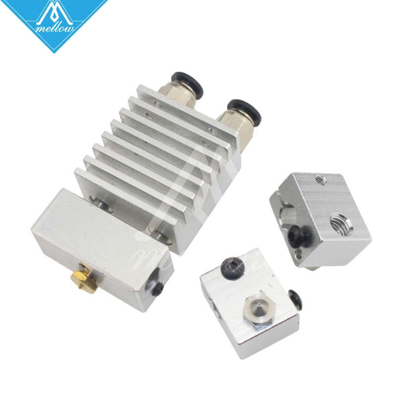 Buy E3D All metal Cyclops and Chimera Dual Multi extrusion