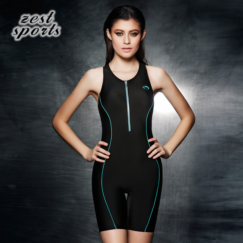 High quality,girl/woman professional quick-drying piece swimsuit, competition /training swimwear, Slim thin lines,10010 competition racing one piece swimsuit
