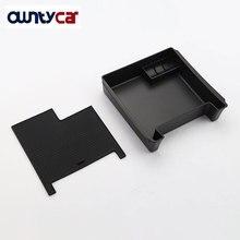Для VOLVO S60 s60l V60 XC60 центральный подлокотник держатель Контейнер лоток для хранения box car Организатор Интимные аксессуары