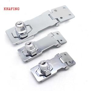 KK&FING Security Furniture Locks Cam Cylinder Locks Door Cabinet Mailbox Drawer Cupboard Locker With 2 Keys Hardware
