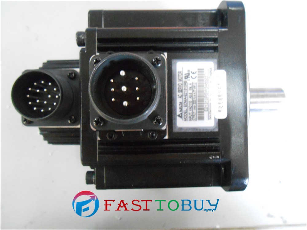 цена на 220V 1KW 4.77NM 2000rpm Detla AC Servo Motor ECMA-E21310RS New Original