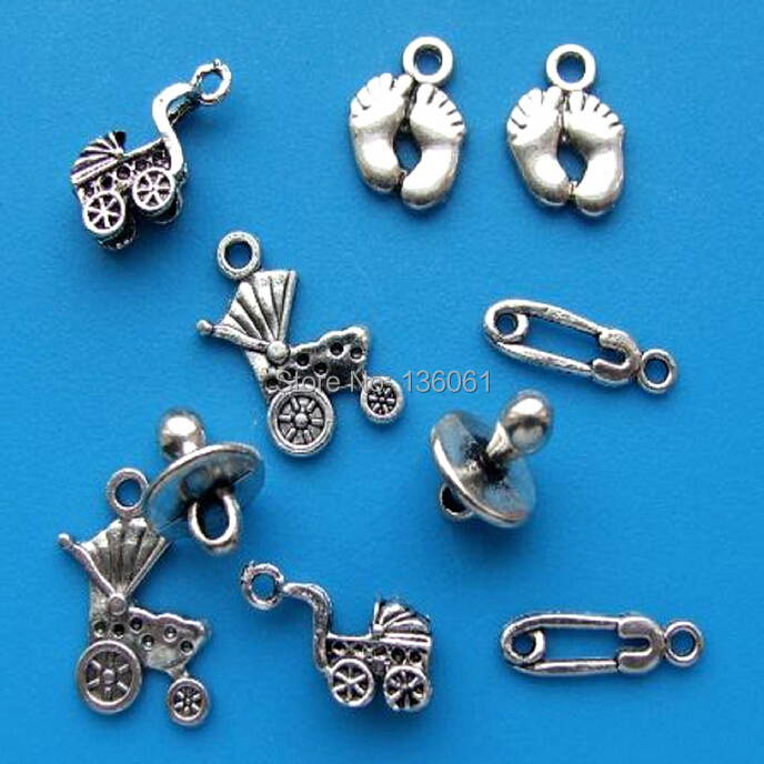 925 Sterling Silver Rose Lucky Rose Coccinelle Charm Pendentif montage Bracelet