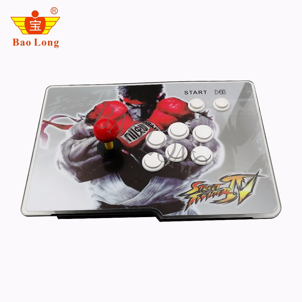BAOLONG 1388 in 1 pandora's Box 5s Fighting game console HDMI/ VGA output jamma cabinet street fighters Video game image