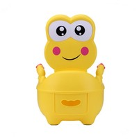 Portable Cartoon Baby Potty Training Toilet Urinal Car Shape Baby Accessories For Babies Child Pot Potty Kids Chair Toilet Seat