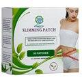 Cuidados de saúde Slimming Umbigo Vara Slim Patch Perda de Peso Magnética Queima de Gordura Patch 30 Peças/caixa Liquidação de Verão