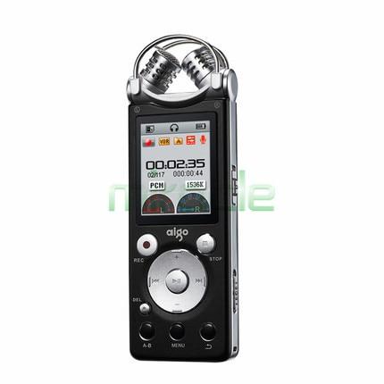 Aigo R5599 recorder 8 g professional mini hd noise reduction remote meeting nondestructive music font b