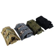 Тактический Одноместный Mag Подсумок (Open Top) Для M4/M16 5.56.223 Военная Рогатки Охота Сумка Молл Нейлон Талии пакет