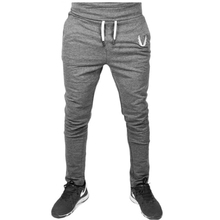 Brand Male New Fashion 2018 Slim Solid Color Elasticity Men Casual Pants