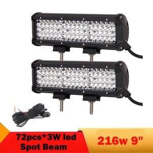 2PCS Off road LED Light