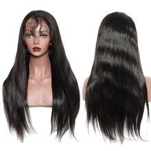 Thick Long Human Hair Wig