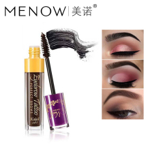 MENOW 2017 New Professional EyeBrow Makeup Waterproof Long Lasting Pigments Brown Black Color Eyebrow Mascara Tattoo