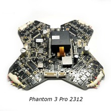 XBERSTAR Replacement Center Main ESC Board part for DJI Phantom 3 Pro 2312 2312a Adv/Pro/Sta Drone Professional ESC Accessories цена