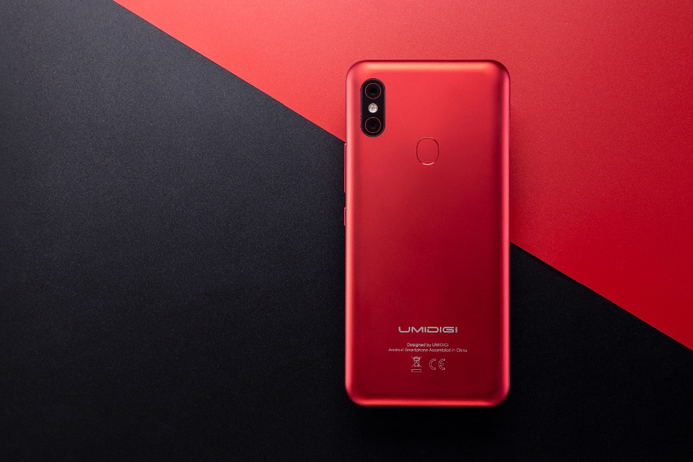 "Image 4 - UMIDIGI F1 Play Android 9.0 48MP+8MP+16MP Cameras Mobile Phone 6GB RAM 64GB ROM 6.3"" FHD+ Helio P60 Global Smartphone Dual 4G-in Cellphones from Cellphones & Telecommunications"