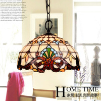 EMS FREE SHIPPING Tiffany Pendant Light Fashion Romantic Lighting Rustic Lamps Restaurant Lamp 0151