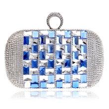 Neue Diamanten Frauen Tasche Handtasche Damen Mode Exquisite Handtaschen Geldbörsen Kleid Hochzeit Abendtaschen Weibliche Tag Kupplungen