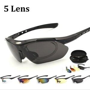Goggle Sun Glasses Outdoor Sports Glasse