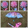 Free Shipping New Cute Kids Umbrella Fold Umbrella Children Kids Umbrella Girls As Novelty Gifts lace Automatic umbrella