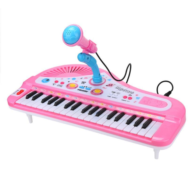 New Interesting 37 Keys font b Digital b font Music Electronic Keyboard Key Board Gift Electric