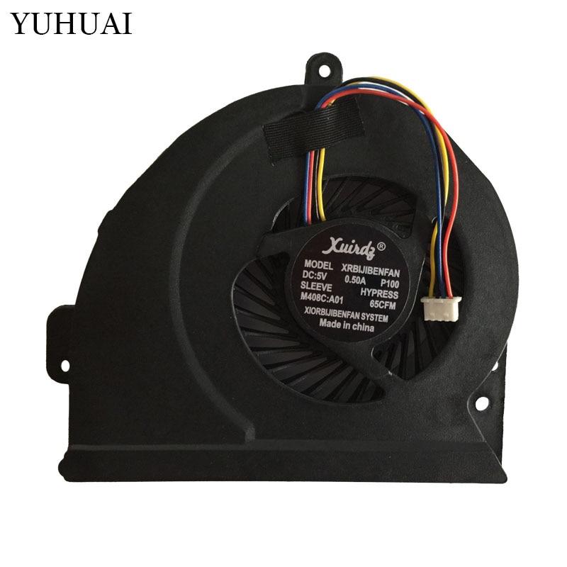 Refroidisseur d'ordinateur portable ventilateur pour ASUS A43 K53S A53S K53SJ P53SJ K43X K43E K43S X43 K43SJ A83 A84S X84C K84L X44H K43 x54H