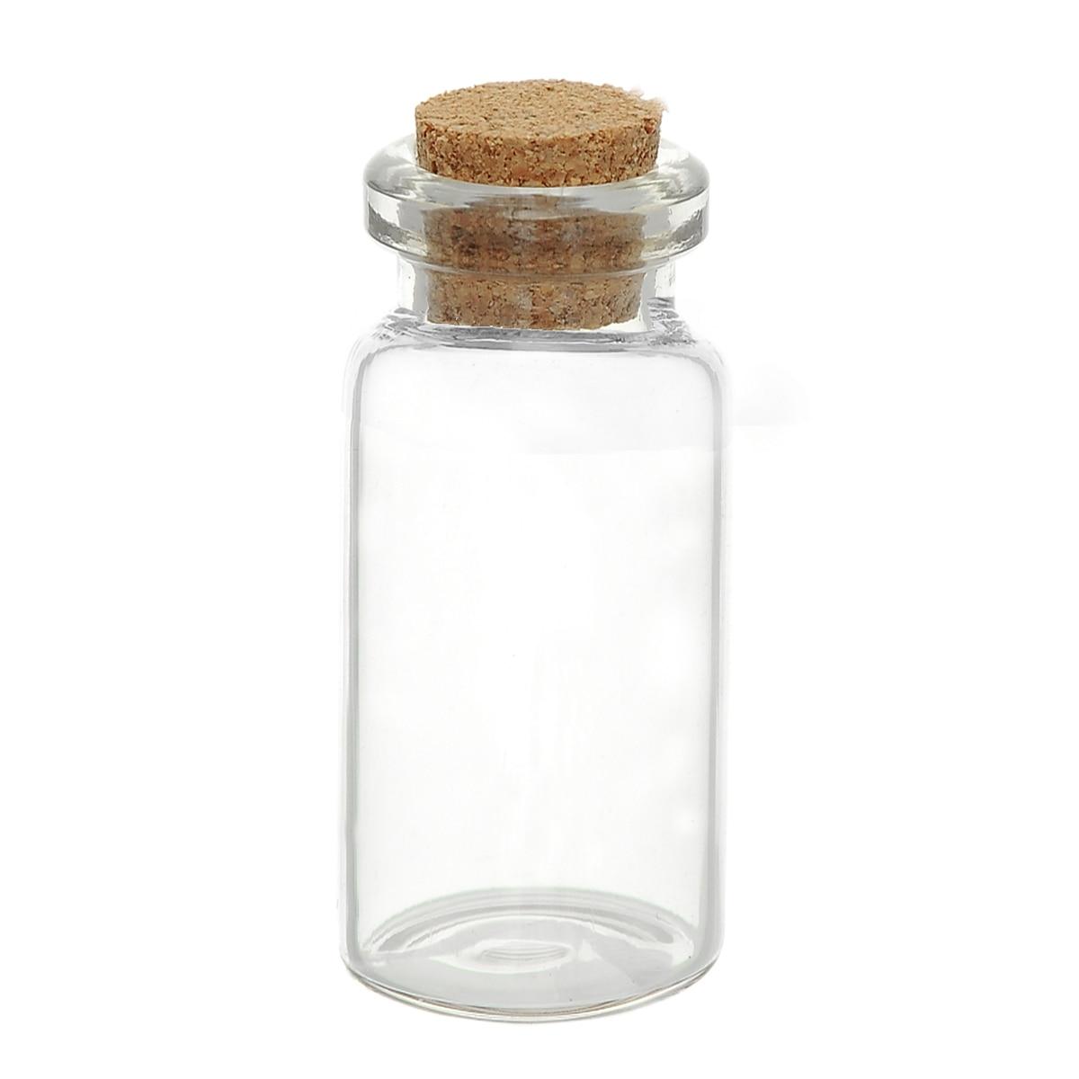 Cm Glass Jar Cork Top