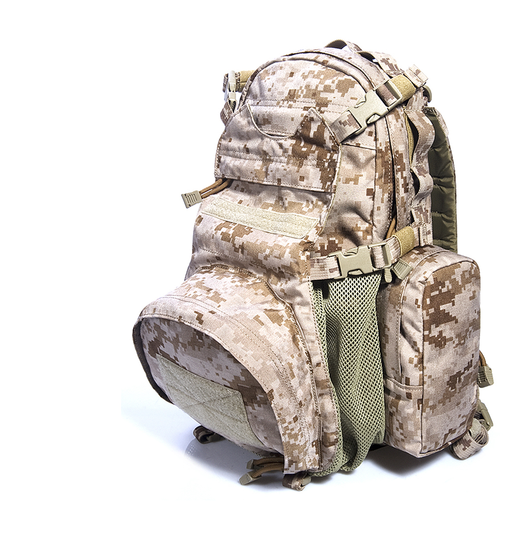 FLYYE MOLLE Yote Hydration Backpack Military camping combat CORDURA PK-M007 flyye molle drop leg accessories pouch military camping modular combat cordura pk e005