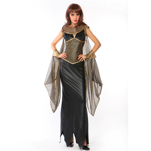 Sexy egyptian queen costume