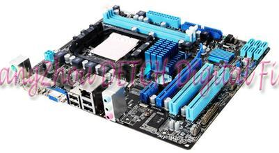 M5A78L-M PLUS supports DDR3 AM3 AM3 + solid-state integrated small plate
