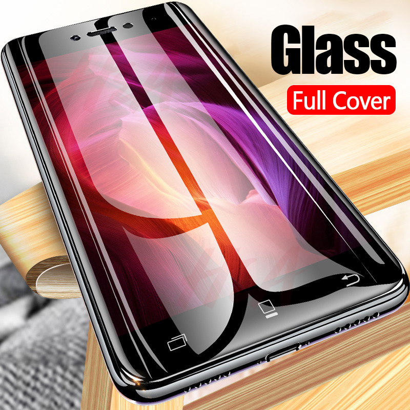 H&A Protective Glass On The For Xiaomi Redmi Note 4 Note 4X Tempered Screen Protector Film 0.26mm 2.5D Curved Glass Note 4 Film