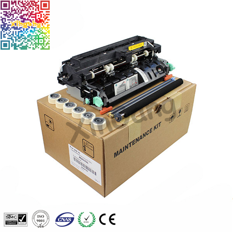 цены  220V XG New Fuser Assembly Fuser Unit Kit for Lexmark T650 T652 T654 X651 X652 X654 X656 X658 Fixing Assembly Maintenance Kit