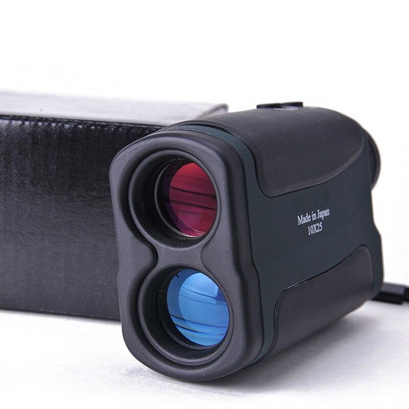 Hot Binoculars 700m Laser Rangefinder Scope 10X25 Optics Binoculars Hunting Golf Range