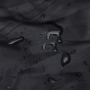 Image 5 - New 屋外ガーデンバナナ傘カバー防水オックスフォード布パティオオーバーハング日傘雨カバーアクセサリー雨具