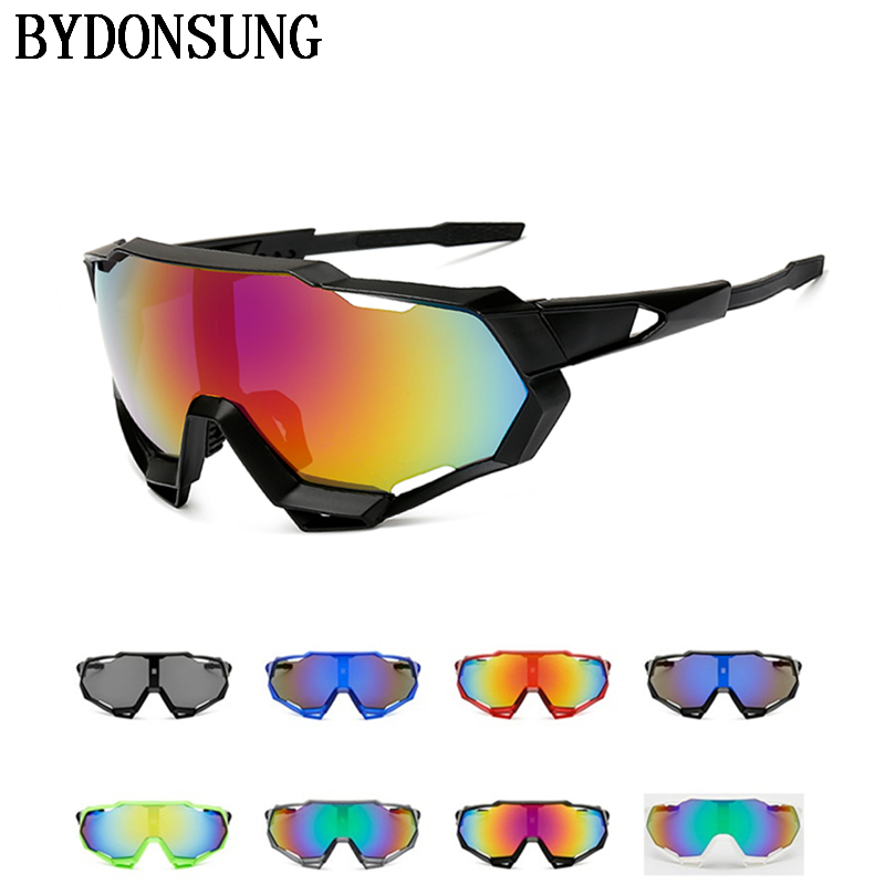 Hot Selling Cycling Sunglasses Men Mountain Bike Goggles Cycling Eyewear Bicycle Cycling Glasses Men Gafas ciclismo Drop Ship feidu мода steampunk goggles sunglasses women men brand designer ретро side visor sun round glasses women gafas oculos de sol