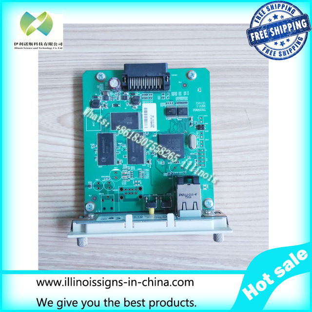 Network Card for DX5 Stylus Pro 4800/7800 Printer part PCB