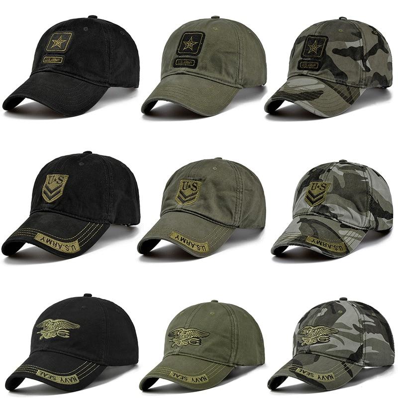 b08b62dbc1554 Detail Feedback Questions about 2018 High Quality Army Cap Camo Baseball Cap  Men Camouflage Snapback Tactical Cap Mens Baseball Caps Gorra Snapbacks  golf ...