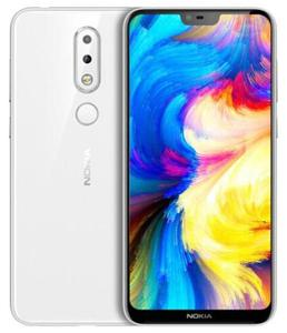 Image 2 - נוקיה X6/6.1 בתוספת A6GB 64GB 5.8 אינץ FHD Snapdragon 636 אוקטה Core 3060mAh 16.0MP + 16.0MP מצלמה זיהוי טביעת אצבע MobilePhone