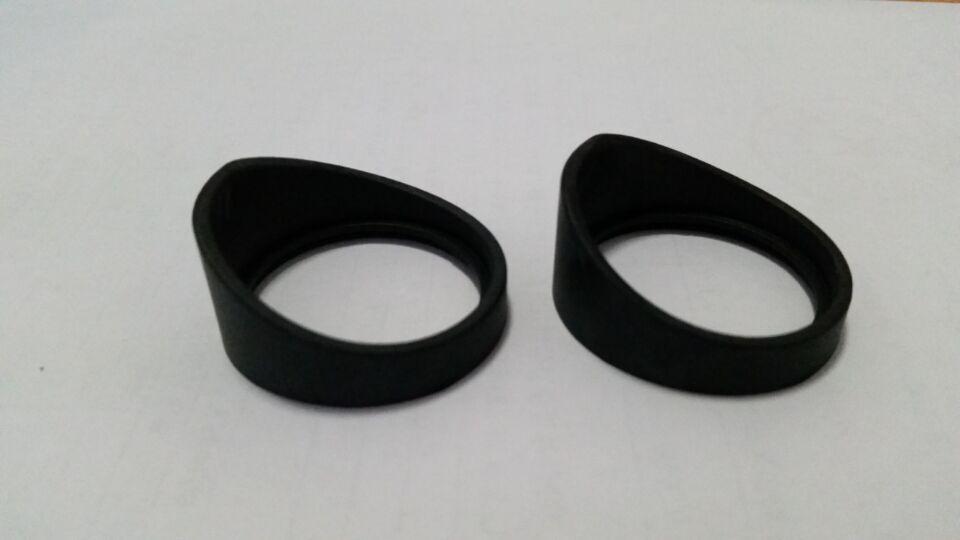 STEREO MICROSCOPE teleskopas akinių taurė, akių apsauga, okuliaras: 33-34 mm guminių akių apsaugos