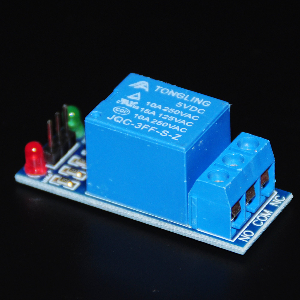 5V Channel Relay Board Module for Arduino Raspberry Pi ARM AVR DSP PIC (2)
