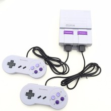 New Retro Super Classic Game Mini 8 Bit Family Video Games Handheld Console Gaming Player with 2x Gamepads Gift for Kids