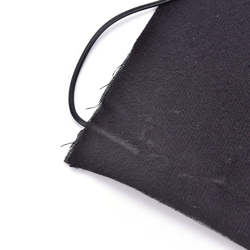 Image 2 - USB волокно нагреватель углерода электрическая грелка мягкие подушки зима для мужчин жилет Отопление одежда теплые колодки утепленная одежда-in USB-гаджеты from Компьютер и офис