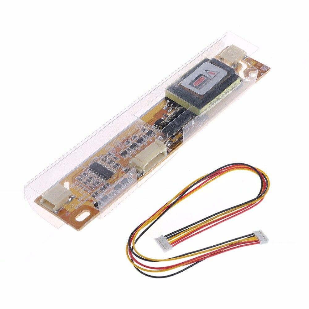 CCFL Dual Lamp High Pressure Inverter Board LCD Screen Backlight 10-26 10-28V