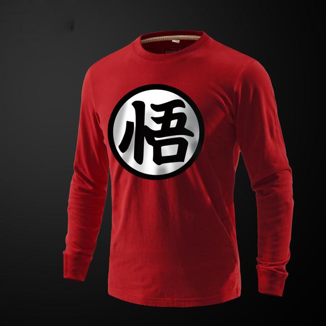 Dragon Ball Long Sleeve T-Shirt (3 Design)