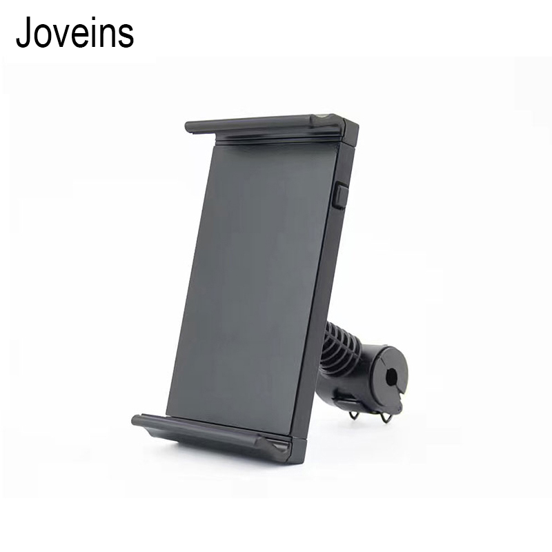 JOVEINS Universal Holder 360 Degree Rotation Adjustable Back Seat Stand For Mobile Phone iPad Tablet Car Rear Pillow