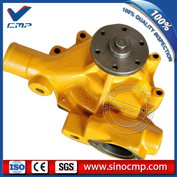Excavator water pump 6209-61-1100 for komatsu 6D95 excavator pc200-6 цена