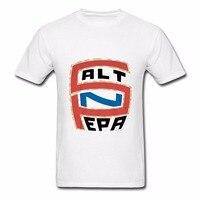 Nieuwe collectie t-shirt mannen merk clothing fashion patroon volwassen zout N Pepa Logo mannen dunne print korte mouw t-shirts mannelijke
